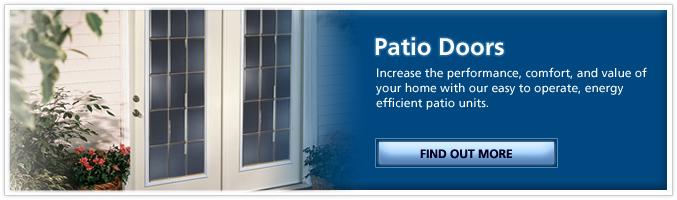 Windows U0026 Patio Doors